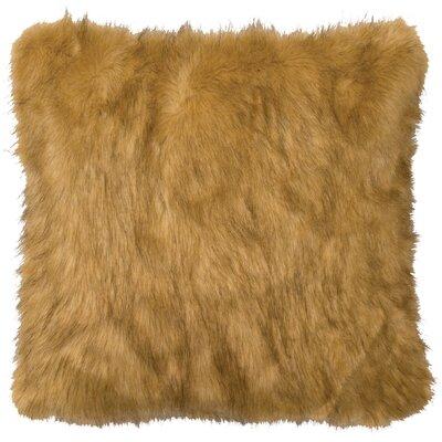 Pumphrey Mountain Lion Throw Pillow Size: 26 x 26