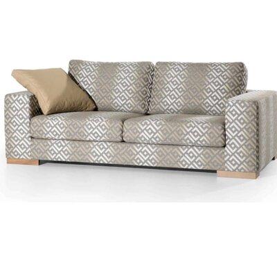 Chason Loveseat Upholstery: Gray