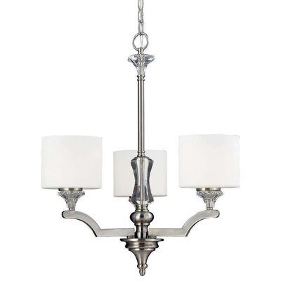 Corbin 3-Light Mini Chandelier