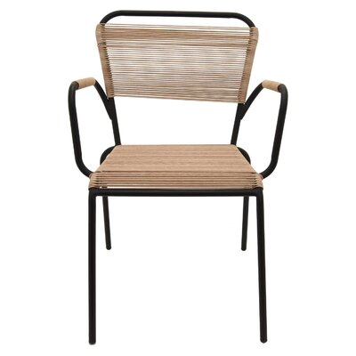 Briarwood Metal and Plastic Armchair