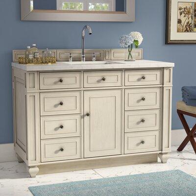 Lambrecht 48 Single Bathroom Vanity