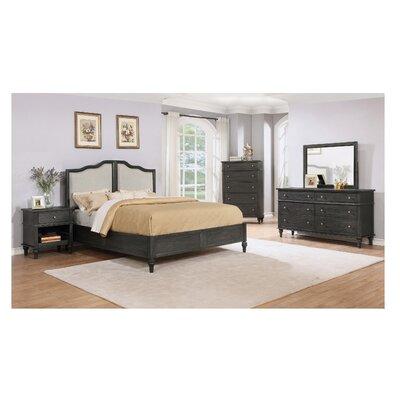 Lokey Platform 5 Piece Bedroom Set Size: King