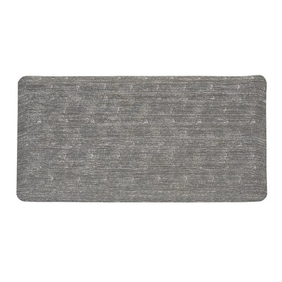 Harney Professional Design Comfort Kitchen Mat Color: Charcoal