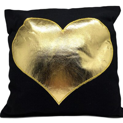 Mcalister Heart Throw Pillow