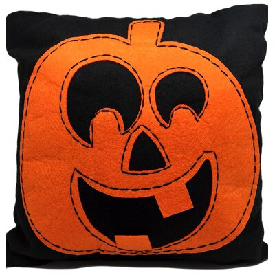Betio Pumpkin Throw Pillow