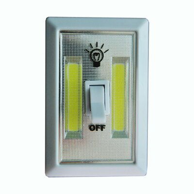 Battery Operated LED Light Switch