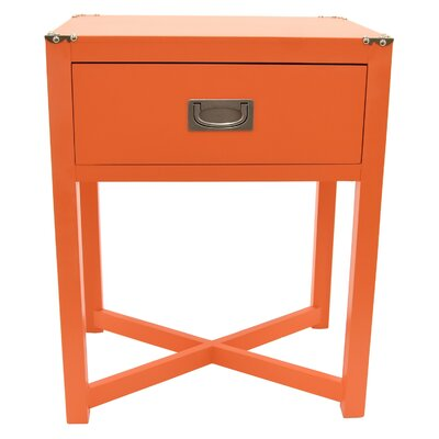 Gast End Table with Storage