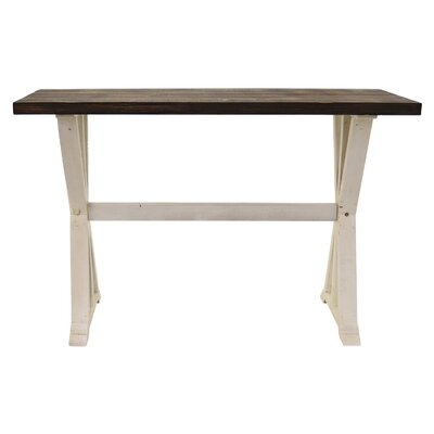 Crandell Wood End Table