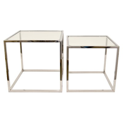 Harton 2 Piece Nesting Tables
