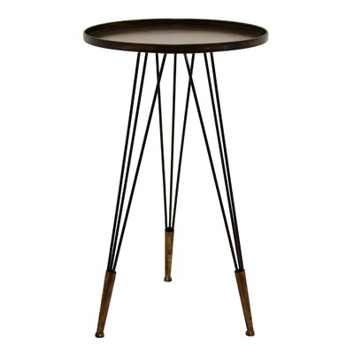 Gaskill Metal Tray Table