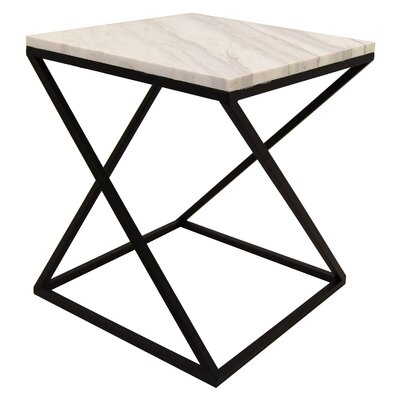 Gathers Accent End Table