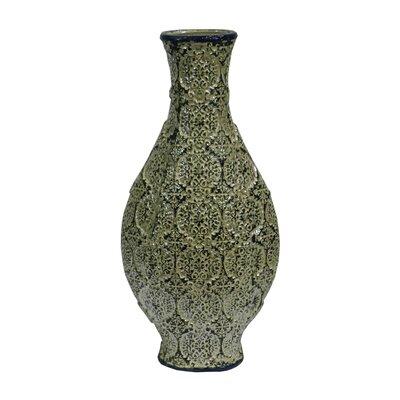 Okeefe Classic Ceramic Floor Vase
