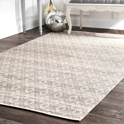 Lomanto Gray Area Rug Rug Size: Runner 26 x 8