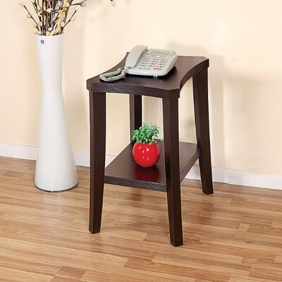 Wagstaff Simple Design End Table