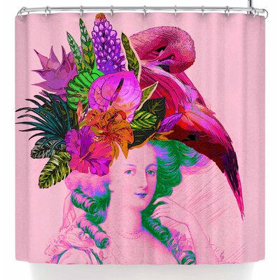 Stephanie Eden Marie-Antoinette Shower Curtain
