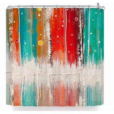 Steven Dix The European Shower Curtain