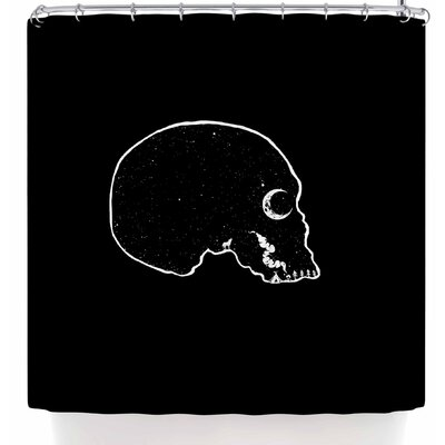 BarmalisiRTB Night Camp Shower Curtain