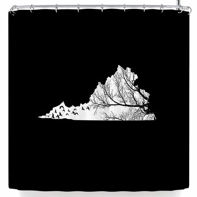 BarmalisiRTB Virginia Shower Curtain