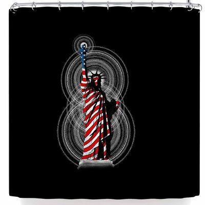 BarmalisiRTB Liberty Shower Curtain