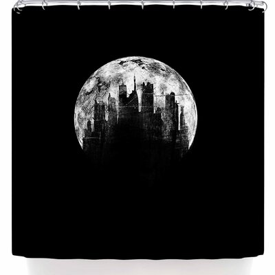 BarmalisiRTB Dead City Shower Curtain