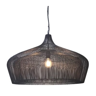 Schema Moire Factory 1-Light Inverted Pendant