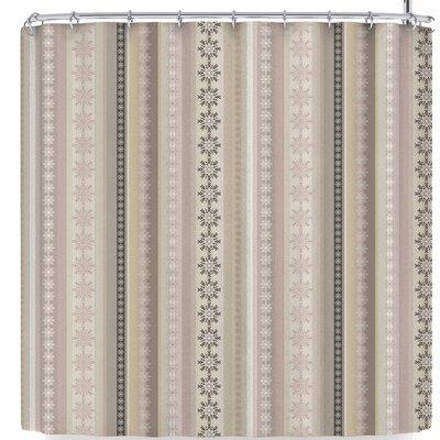 Allison Soupcoff Pure Shower Curtain