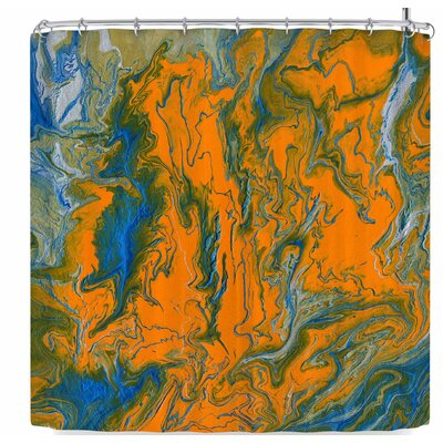Bruce Stanfield La Carte De La Vie Shower Curtain