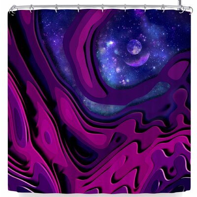 Cvetelina Todorova The Outreach Shower Curtain