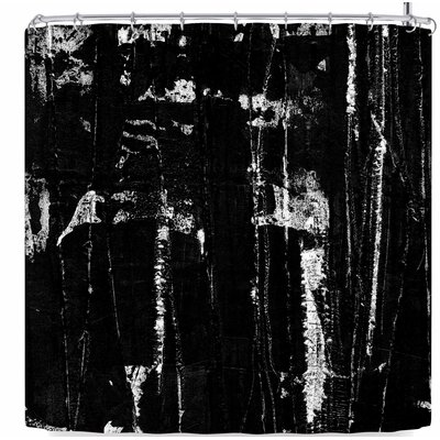 Bruce Stanfield Distressed Grunge 101 Shower Curtain