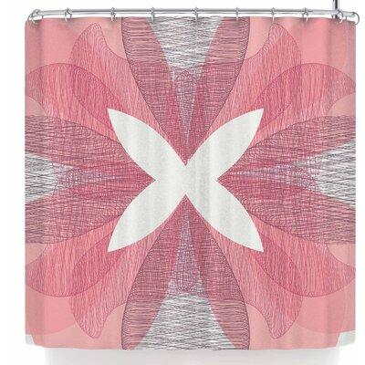 Gukuuki Boheme Shower Curtain