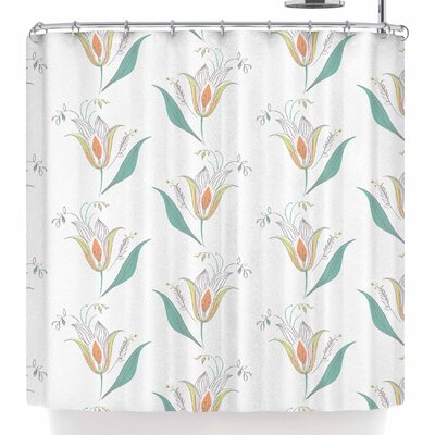 Gukuuki Elysee Shower Curtain