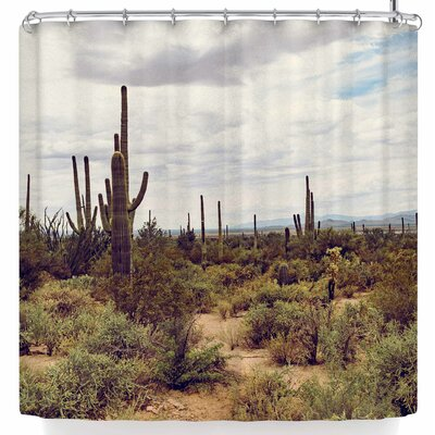 Ann Barnes Arizona Skies Shower Curtain