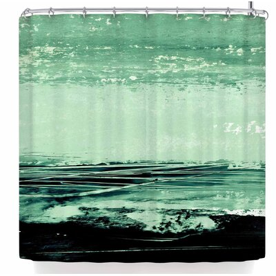 Iris Lehnhardt Minimal Scape Shower Curtain