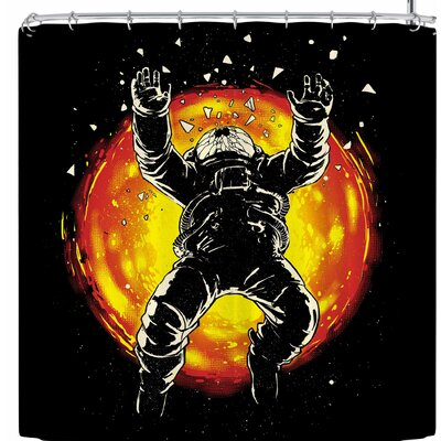Digital Carbine Lost In The Space Shower Curtain