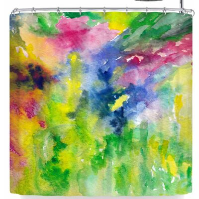 Rosie Brown Natures Palette Shower Curtain