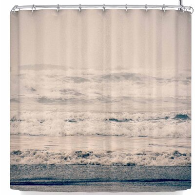 Robin Dickinson A Day Shower Curtain