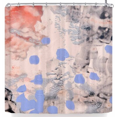 Iris Lehnhardt Mix Shower Curtain
