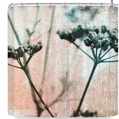 Iris Lehnhardt Floral Abstraction 8 Shower Curtain