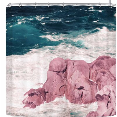 Iris Lehnhardt Kiss of The Ocean Shower Curtain