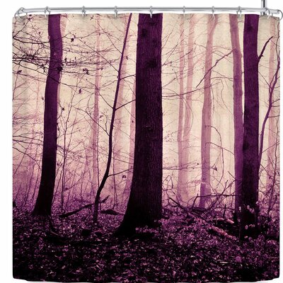 Iris Lehnhardt Trees Shower Curtain