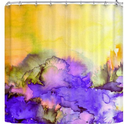 Ebi Emporium Into Eternity Shower Curtain