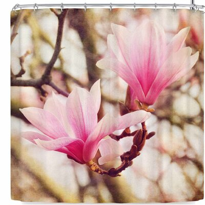 AFE Images Magnolias Shower Curtain