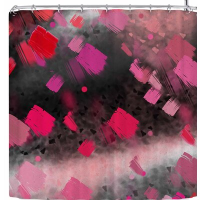 Rosa Picnic Abs-8 Shower Curtain