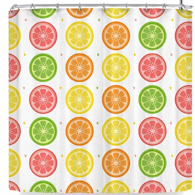 AFE Images Citrus Shower Curtain
