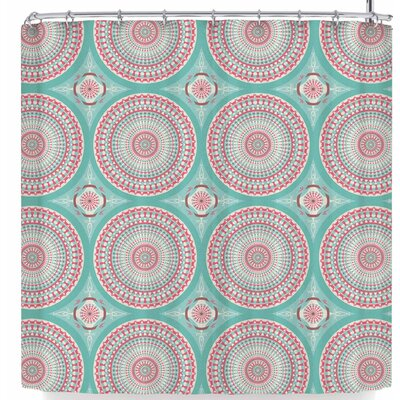 AFE Images Mandala2 Shower Curtain