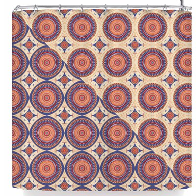 AFE Images Mandala Shower Curtain