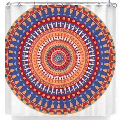 AFE Images Afe Mandala4 Shower Curtain