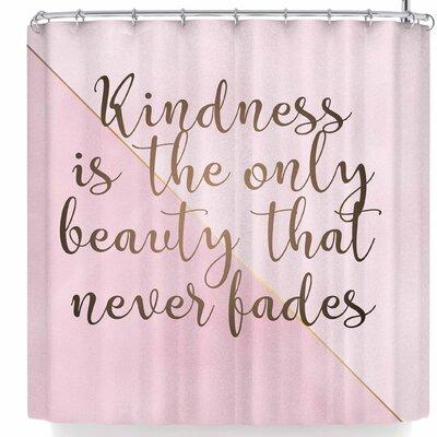 AFE Images Afe Kindness Shower Curtain