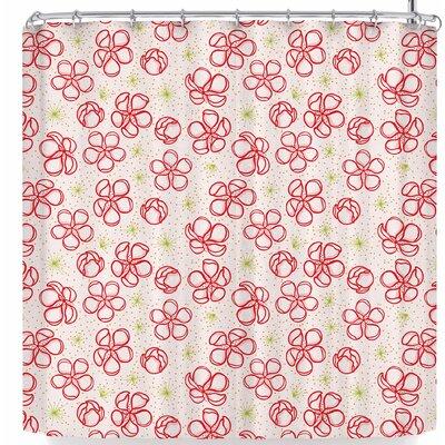 Billington Cherry Blossom Shower Curtain