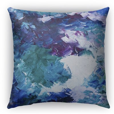 Froelich Indoor/Outdoor Throw Pillow Size: 18 H x 18 W